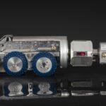 Robotické frézy na kanalizaci
